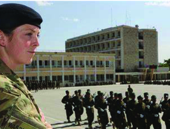 Thousands of female troops in UK military face harassment, bullying: report