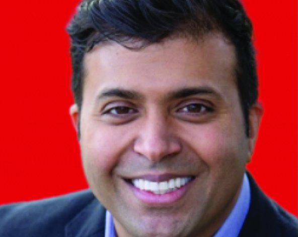 Meet Taleeb Noormohamed - Your Liberal Party Candidate for Vancouver Granville