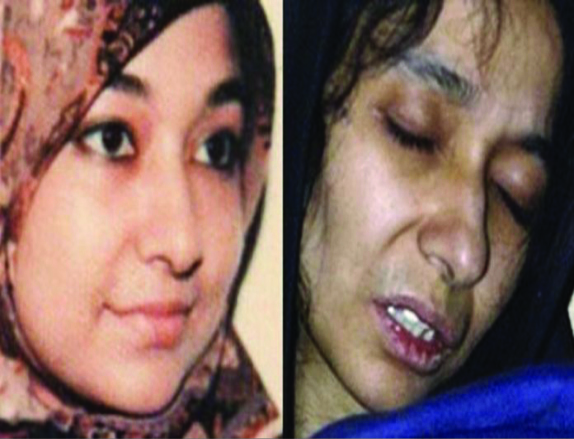 Aafia Siddiqui calls for public support after enduring serious assault in Texas prison