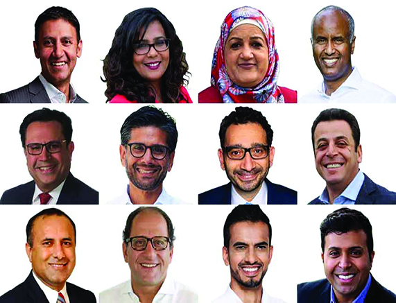 Muslim candidates in the 2021 Canadian election