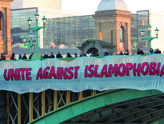 Muslims most targeted group for hate crimes in England, Wales